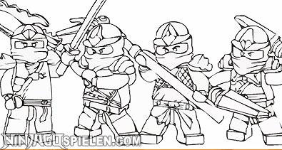 Ninjago Bilder Cole Jay Kai Zane Sensei Wu Bilder