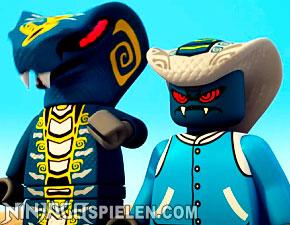 Lego Ninjago Vs Schlangen Spiele