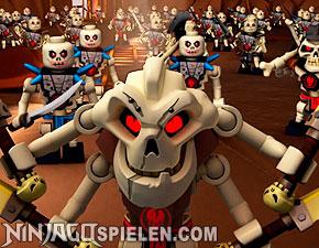 Lego Ninjago Spiele Online Spielen Mit Masters Of Spinjitzu Finden