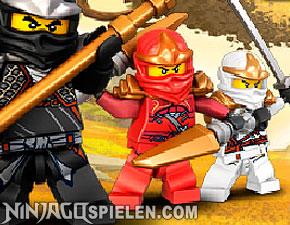 ninjago online spiel